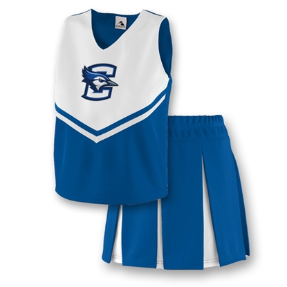 Picture of Creighton Cheerleading Outfit