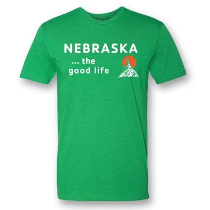 Picture of Nebraska Good Life T-Shirt