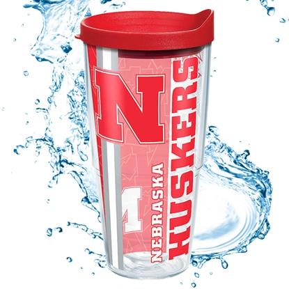 Picture of Nebraska 24oz Pride Wrap Tumbler