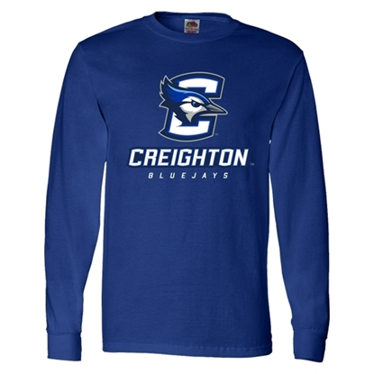 Picture of Creighton Long Sleeve Shirt (CU-025)