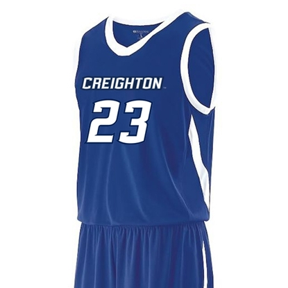 Picture of Creighton #23 Youth Replica Basketball Jersey