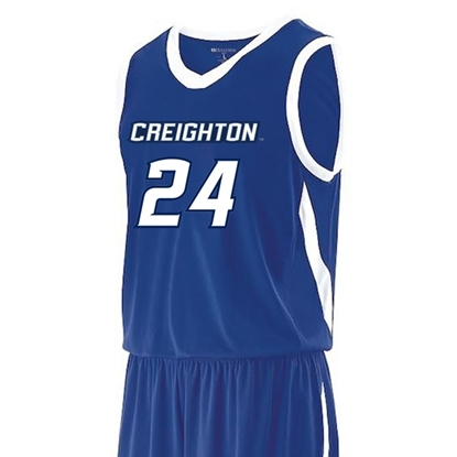 Picture of Creighton #24 Youth Replica Basketball Jersey
