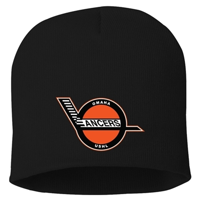 """Picture of Lancers 8"""" Knit Beanie"""