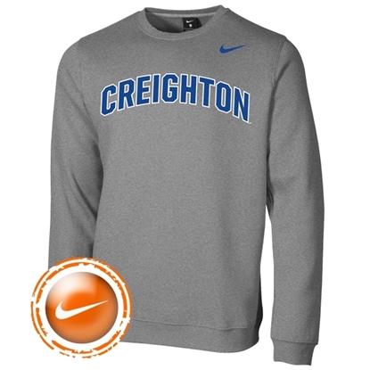 Picture of Creighton Nike® Club Fleece Crew