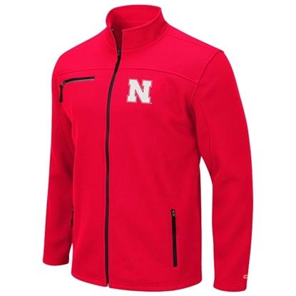 Picture of Nebraska Colosseum® Willie Full Zip Jacket