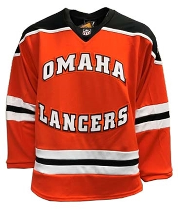 Picture of Lancers Replica Hockey Jersey