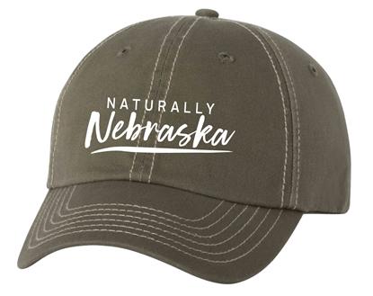 Picture of Naturally Nebraska Classic Dad Cap