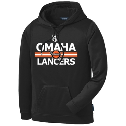 Picture of Lancers Hockey Performance Hooded Sweatshirt (LANCERS-235)