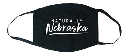 Picture of Naturally Nebraska Face Mask
