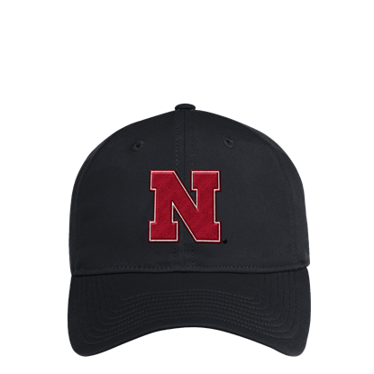 Picture of Nebraska Adidas®  Coach Slouch Hat