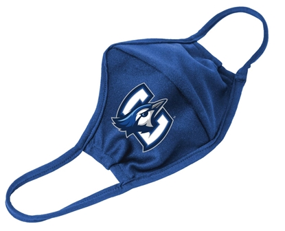 Picture of **YOUTH** Creighton 3-Ply Face Mask (CU-219)