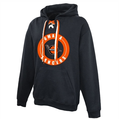 Picture of Lancers Hockey Lace Up Hooded Sweatshirt