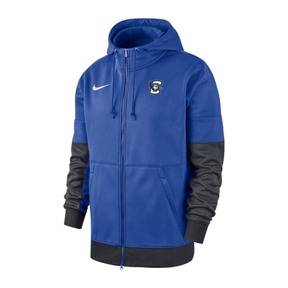 Picture of Creighton Nike® Full Zip Therma Hooded Jacket