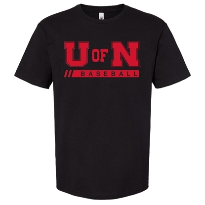 Picture of Nebraska Baseball Short Sleeve Shirt (NU-250)