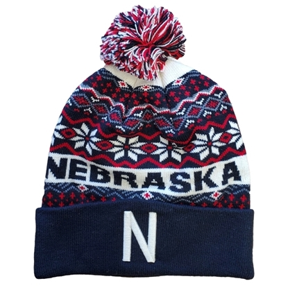 Picture of Nebraska TOW Frosted Knit