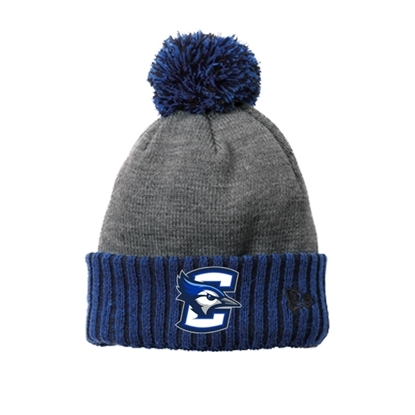 Picture of Creighton New Era® Colorblock Cuffed Beanie (CU-EMB-001)