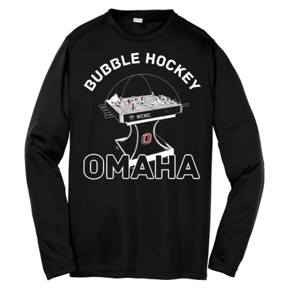 Picture of UNO Youth Bubble Hockey Long Sleeve Shirt