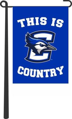 Picture of Creighton Country Garden  Flag