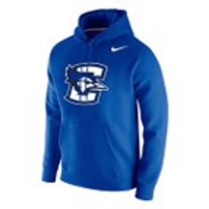 Picture of Creighton Nike® Club Fleece Hooded Sweatshirt