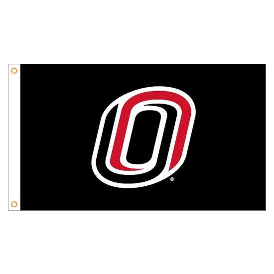 Picture of UNO 'O' Applique Flag