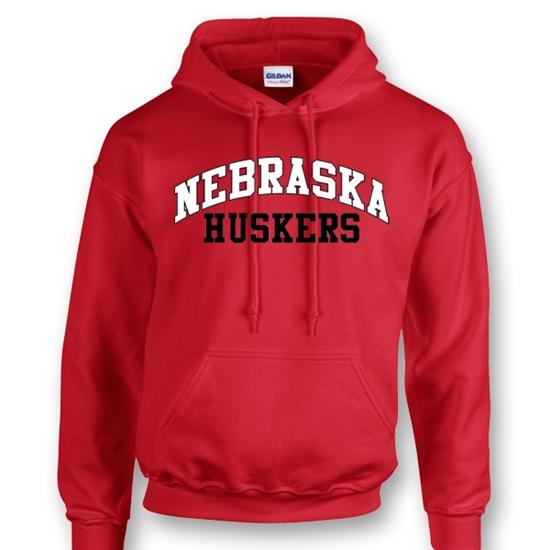 Picture of Nebraska Hooded Sweatshirt (NU-018)