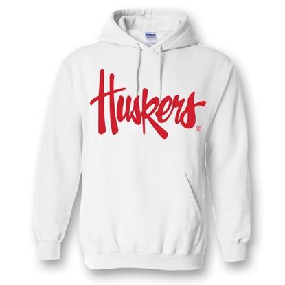 Picture of Nebraska Hooded Sweatshirt (NU-161)