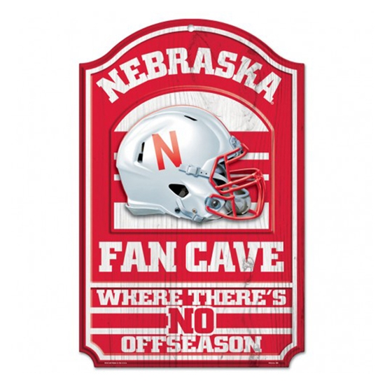 Picture of NU Fan Cave Sign