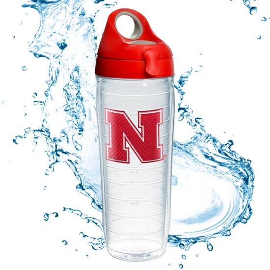 Picture of Nebraska 24oz Water Bottle