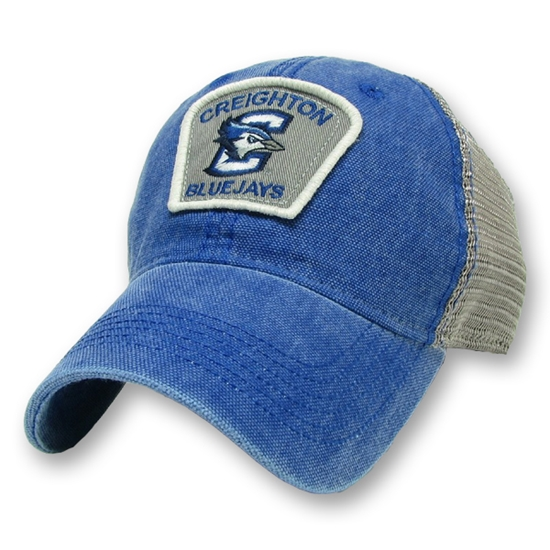 Picture of Creighton DTA Trucker Hat | Snapback