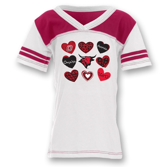 Picture of UNO Twister Game T-Shirt | Girls
