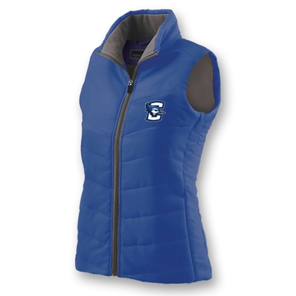 Picture of Creighton Ladies Admire Puffy Vest