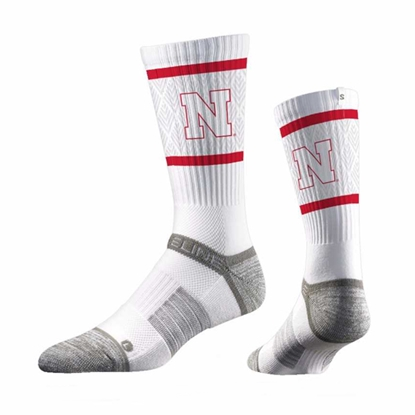 Picture of NU Strideline Athletic Crew Socks