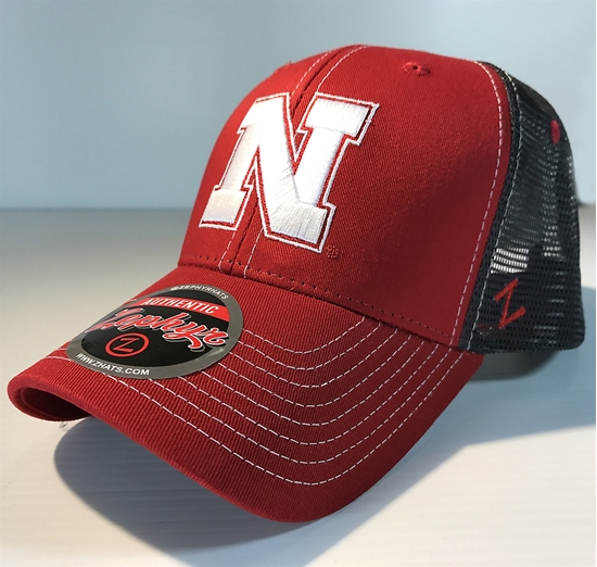 Picture of Nebraska Z Trucker Hat | Snapback