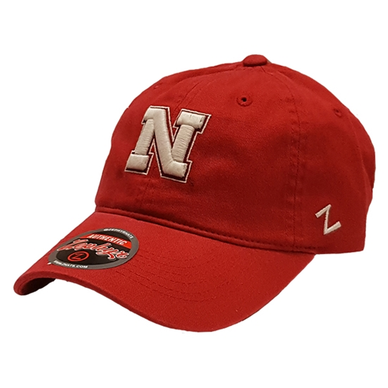Picture of Nebraska Z Scholarship Hat | Adjustable