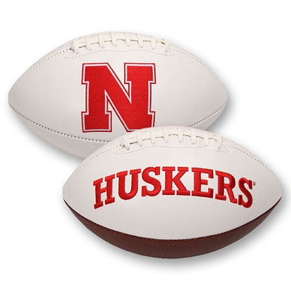 Picture of NU Rawlings® Signature Series Full Size Autograph Football
