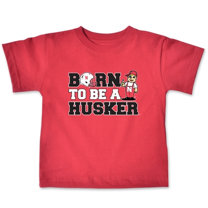 Picture of Nebraska Husker Born Tee | Infant