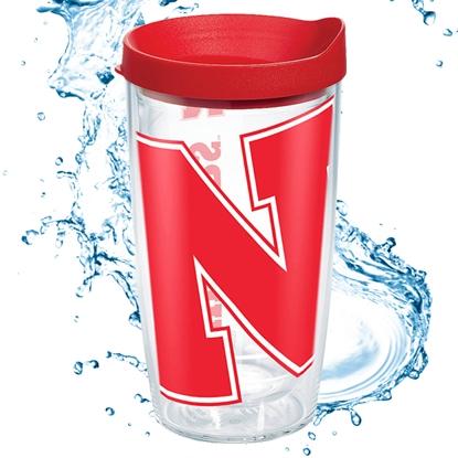 Picture of Nebraska 16oz Colossal Wrap Tumbler