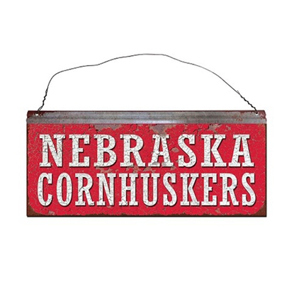 Picture of NU Small Vintage Tin Sign