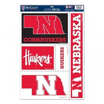 Picture of NU Multi-Use Decal Sheet