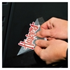 "Picture of NU 2"" x 4"" Perfect Cut Decal 2-Pack"