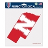 "Picture of NU 4"" x 8"" Perfect Cut Decal"