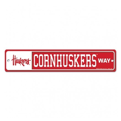 Picture of NU Plastic Street Sign