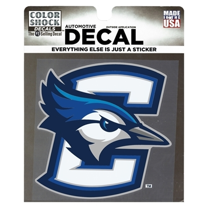 Picture of Creighton Color Shock Decal