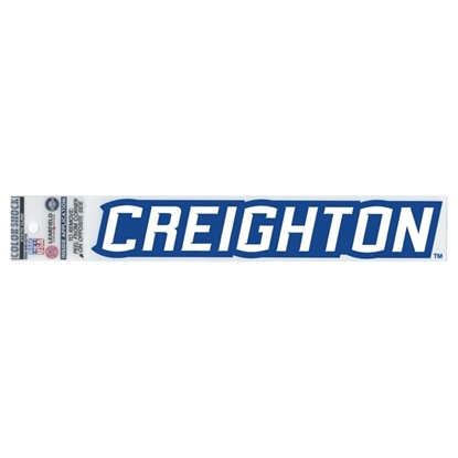 Picture of Creighton Static Cling