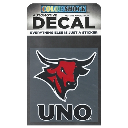 Picture of UNO Color Shock Decal