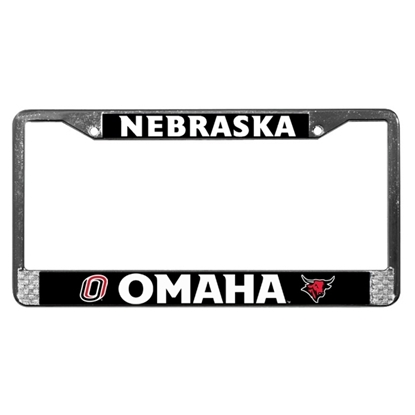 Picture of UNO Premium Metal License Plate Frame