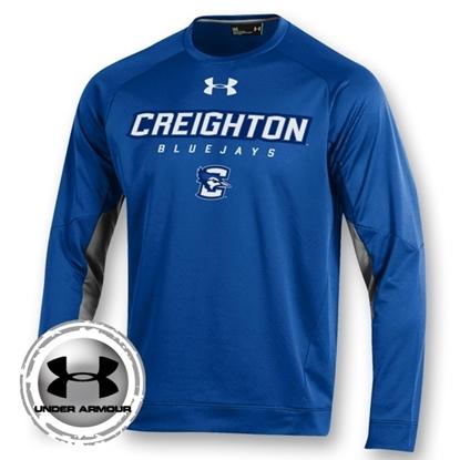 Picture of Creighton Under Armour® CGI Grid Crew Sweatshirt