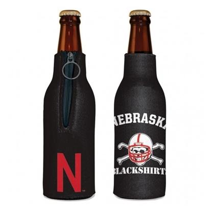 Picture of NU Blackshirts 12oz Bottle Hugger