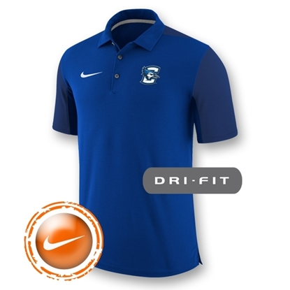 Picture of Creighton Nike® Team Issue Sideline Polo