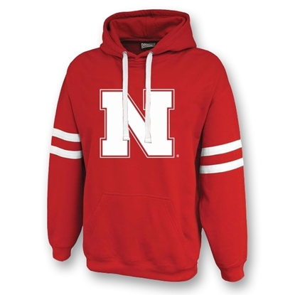 Picture of Nebraska Fleece Hooded Sweatshirt (NU-193)